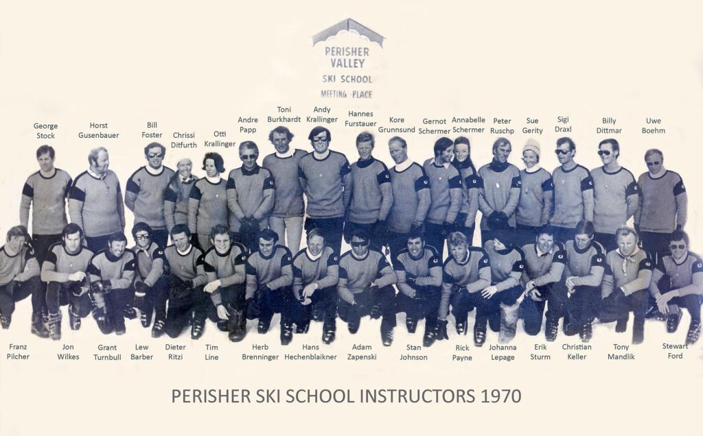 Instructors 1970sm