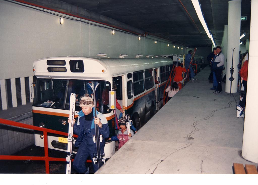 Ski Tube 1987